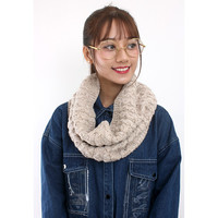 Cable Knit Snood