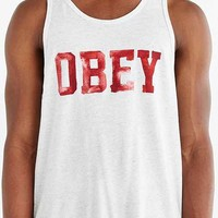 OBEY Watercolor Tank Top-