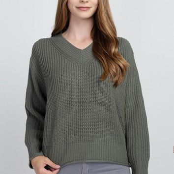 Close To Me Sweater