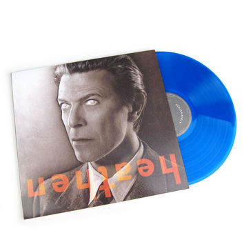 David Bowie: Heathen (180g, Colored Vinyl) Vinyl LP