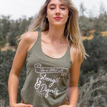 Proverbs 31 Women's Tank