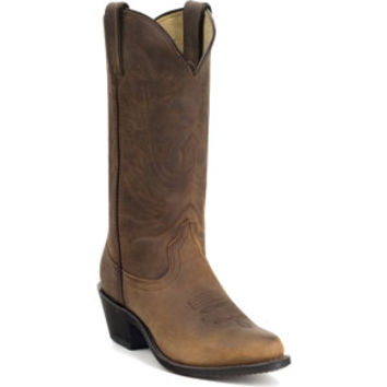 Durango Women's 11 in. Classic Boot, Wild Tan - For Life Out Here