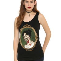 Pride And Prejudice And Zombies Book Girls Tank Top