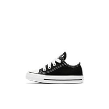 The Converse Chuck Taylor All Star Low Top Infant/Toddler Shoe.