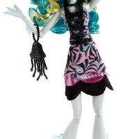 MONSTER HIGH® Frights, Camera, Action!™ Black Carpet - Lagoona Blue® Doll - Shop Monster High Doll Accessories, Playsets & Toys | Monster High