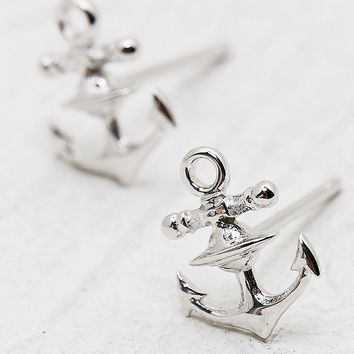 Vivienne Westwood Ceto Earrings in Silver - Urban Outfitters
