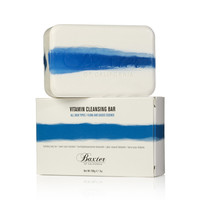 Baxter of California Blue Flora and Cassis Essence Vitamin Moisturizing Cleansing Body Bar