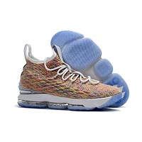 Nike LeBron 15 ¡°Fruity Pebbles¡± Sneakers