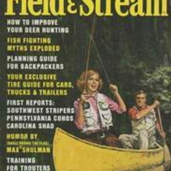FIELD & STREAM: April 1969