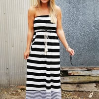 Perfect Stripe Maxi