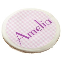 light pink and white gingham pattern preppy girly