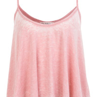 Pink Cami Swing Top - Miss Selfridge