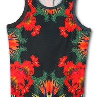 Magic Floral Tank - OASAP.com