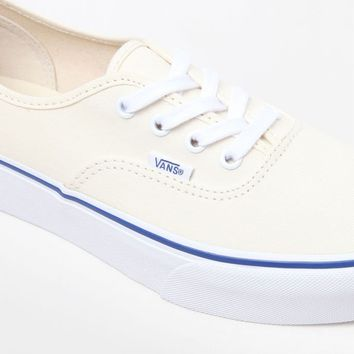 Vans Women's Off White Authentic Platform 2.0 Sneakers at PacSun.com - off white | PacSun
