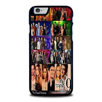 one tree hill iphone 6 6s case cover  number 1