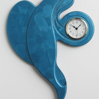Contemporary Abstract Wall Art Clock