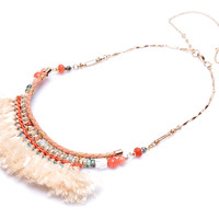 Mamadou Necklace by Nakamol