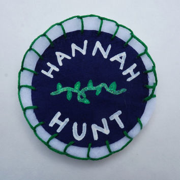 Hannah Hunt Patch