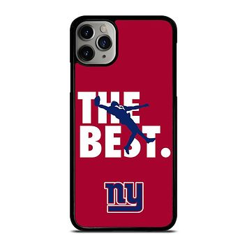 ODELL BECKHAM JR GIANTS THE BEST iPhone Case Cover
