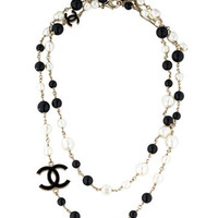 Pearl & Bead Necklace