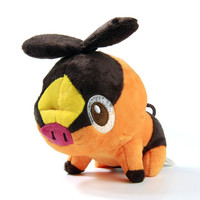 "Pokemon 5.5"" Tepig Plush Doll"