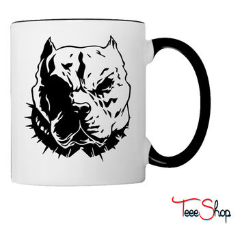 pitbull Coffee & Tea Mug