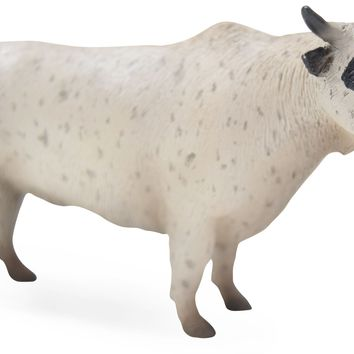 Sandicast Small Size Bull Sculpture SS62301 Rustic Country Farm Animal Figurine