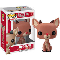 Funko POP! Holiday - Vinyl Figure - RUDOLPH (3.75 inch): BBToyStore.com - Toys, Plush, Trading Cards, Action Figures & Games online retail store shop sale