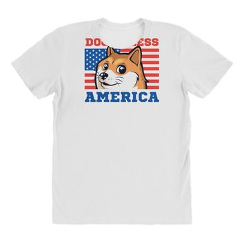 doge bless america All Over Women's T-shirt