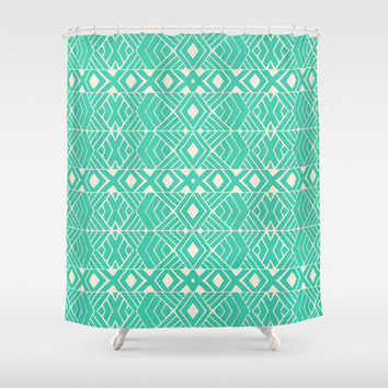 Going Native Shower Curtain for your home decor