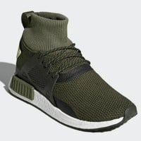 1801 adidas Originals NMD_XR1 Winter Men's Sneakers Sports Shoes CQ3074