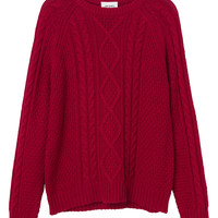 Monki | Knits | Nadja knitted top