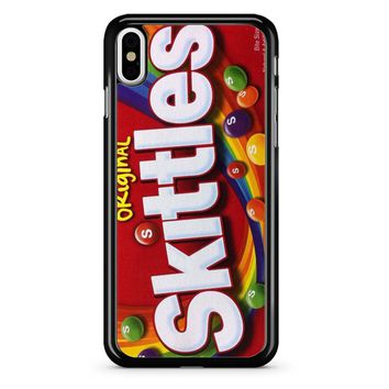 Skittles Cover iPhone X Case