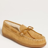 Men's Minnetonka Suede Moccasin