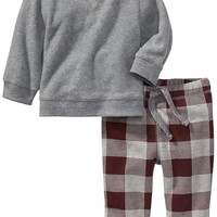 Old Navy Micro Fleece Two Piece Set For Baby