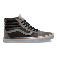 Vans Leather Quarter SK8-Hi Reissue (steeple gray/black)