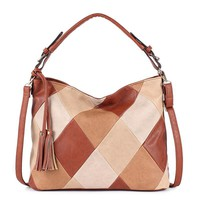 Earth Tone Hobo Bags