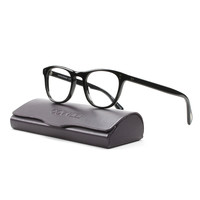 Oliver Peoples 5187 Florenz Eyeglasses Col. 1005 Black with Interchangeable Demo Lenses
