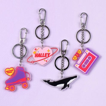 Twinkle youth club keyring keychain