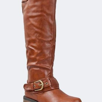 Knee High Riding Boot