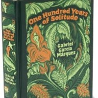 One Hundred Years of Solitude (Barnes & Noble Leatherbound Classics), Barnes & Noble Leatherbound Classics Series, Gabriel García Márquez, (9781435126053). Hardcover - Barnes & Noble