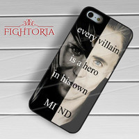 Loki Tom Hiddleston Quote -5s4 for iPhone 4/4S/5/5S/5C/6/6+,samsung S3/S4/S5/S6 Regular/S6 Edge,samsung note 3/4