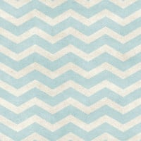 Removable Wallpaper - Sea Salt Chevron