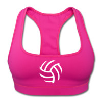 UNPUBLISHED - Spreadshirt Article not found | Volleyball Ball - Sports Bra by American Apparel