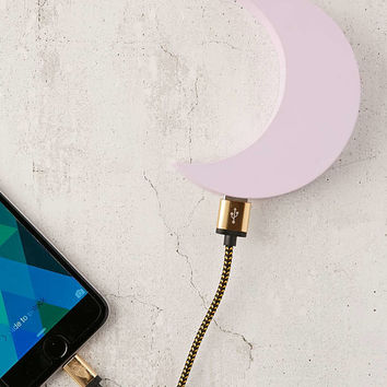 Pink Moon Portable Power Charger - Urban Outfitters