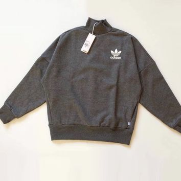 Adidas Originals High Neck Pullover Sweater