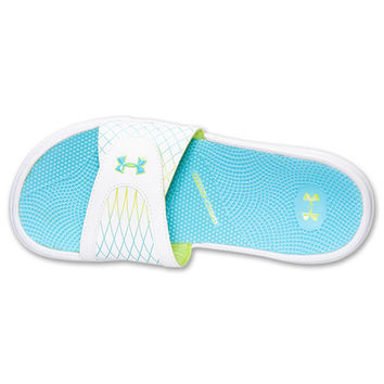 under armour sandals for girls. women\u0027s under armour micro g slide sandals for girls r