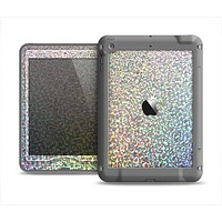 The Colorful Confetti Glitter Apple iPad Mini LifeProof Nuud Case Skin Set