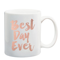 Best Day Ever Mug - The Paisley Box