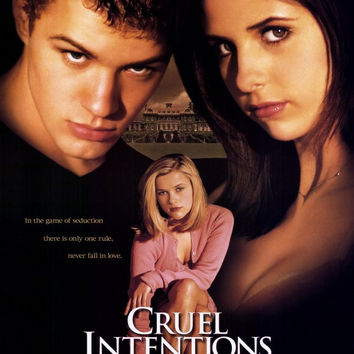 Cruel Intentions 27x40 Movie Poster (1999)